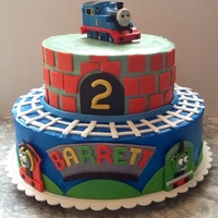 Thomas The Train Cake Thomas The Train Cake