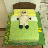 Custom Cake (Client's Own Childhood Toy)