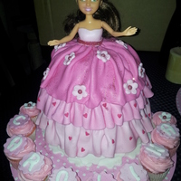 My First Doll Cake My first doll cake