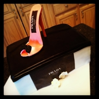 Lupe's Prada Shoe Box