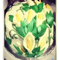 Common Callies Common Calla Cake