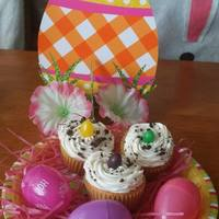 Easter Cupcakes   easy and fun to do