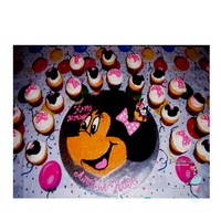 Minnie Mouse   Minnie Mouse Birthday Celebration