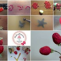 Raspberry Pictorial Hello lovely cake friends, I need for my next passion project a few raspberries, so I thought I make you a few pictures with the formation...