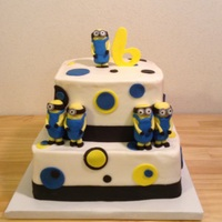 Minion Boy   Butter cream mmf accents