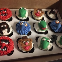 Muppetts   Muppetts Most Wanted Cupcakes