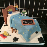 Toy Story   For a friends birthday