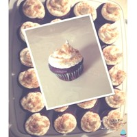 More S'mores Please!   S'mores cupcakes