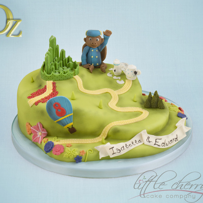 Great And Powerful Oz Cake