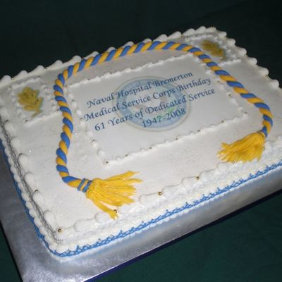 Medical Service Corps 61St Birthday