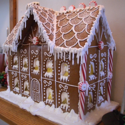 Gingerbread House- 2009