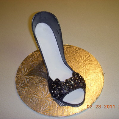 G/p High Heel Shoe