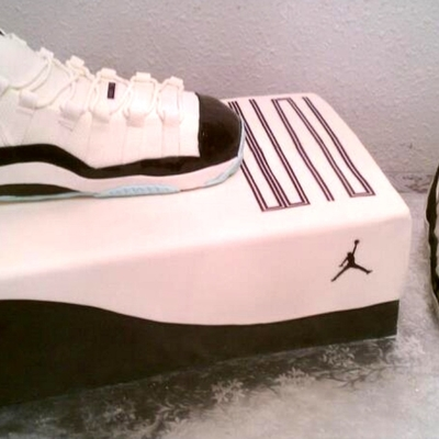 Air Jordans Shoe Box