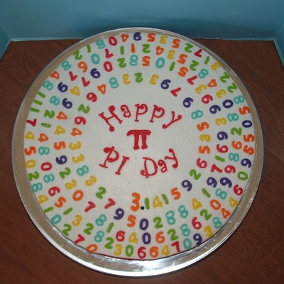 Happy Pi Day Geometry