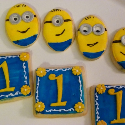 Despicable Me 1St Birthday
