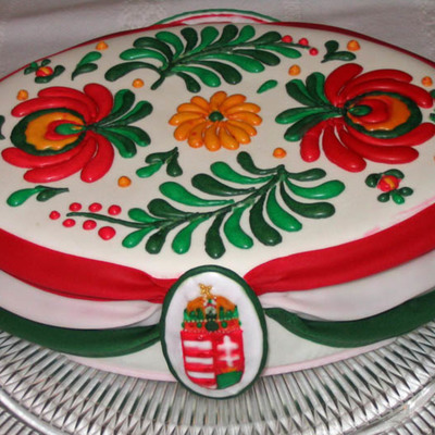 Hungarian Embroidery Theme