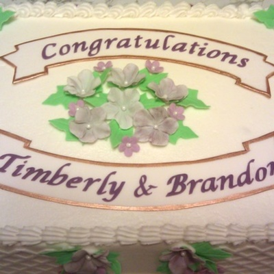 Bridal Shower For Timberly And Brandon