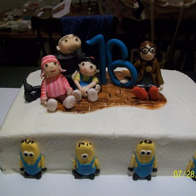 Despicable Me Theme
