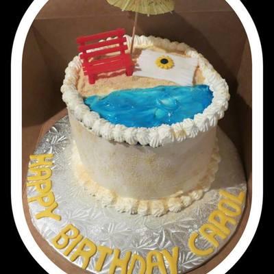 Happy Cake Decorating Photos