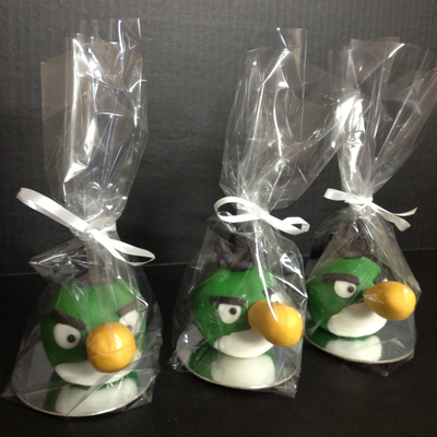 Angry Birds Treats