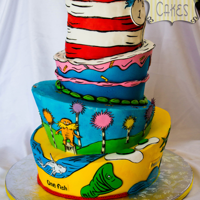 Dr. Seuss Birthday