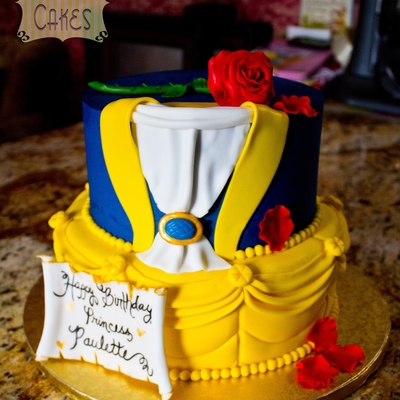 Beauty And The Beast Birthday