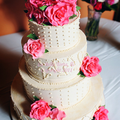 Buttercream With Roses