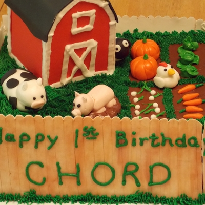 Chord's 1St Bday