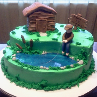Fishing Birthday