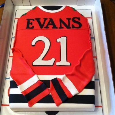 Jersey Cake