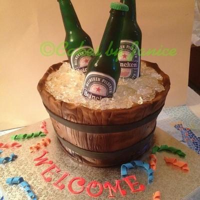 Beer Bottle Cake Decorations Inspiration Beer Bottle Cake Decorating Photos Inspiration Design
