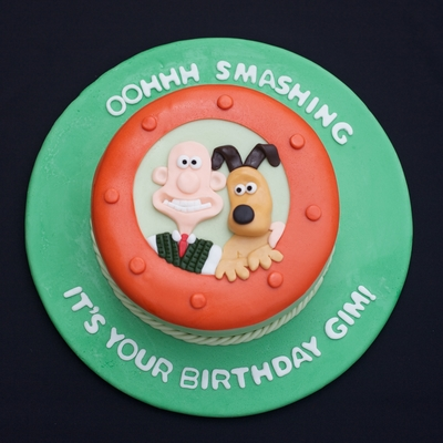 Wallace & Gromit Birthday