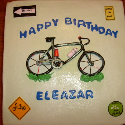 Eleazar's Bike