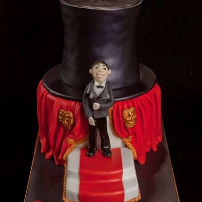 Bar Mitzvah Cake