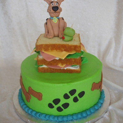 Scooby Sandwich