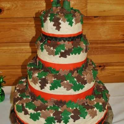 Buttercream I Cake Decorating Photos