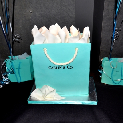 Top Shopping Bag Cakes Cakecentral Com