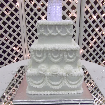 1951 Wedding Cake Recreated!
