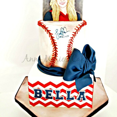 Chevron, Softball, And Jenny Finch Birthday