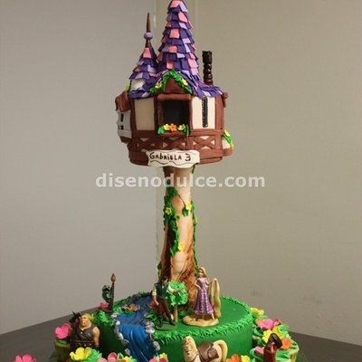 Tangled/rapunzel Tower
