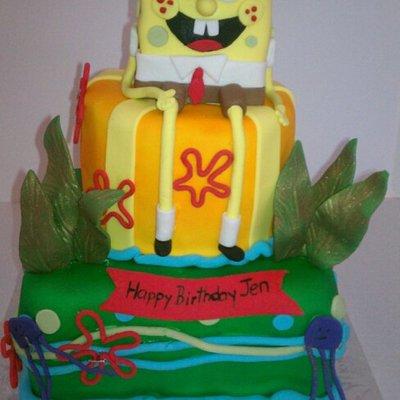 Sensational Sponge Cakes Photos Personalised Birthday Cards Epsylily Jamesorg