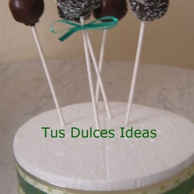 St Patricks Cakepops Im Not A Huge Fan Of Cakepops But I Want To Give A Try This Weekend And This Is How They Turn Out