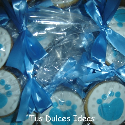 Paws Cookies