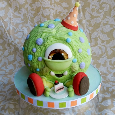 Little Monster's 1St Birthday