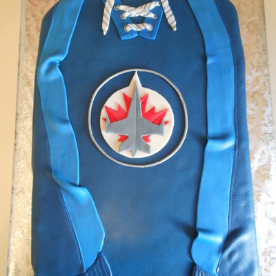 Winnipeg Jets Hockey Jersey