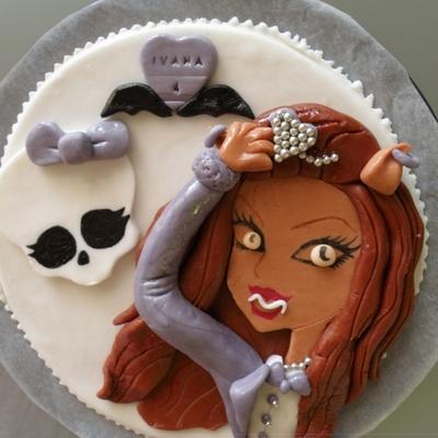 Miraculous Monster High Cake Decorating Photos Personalised Birthday Cards Beptaeletsinfo