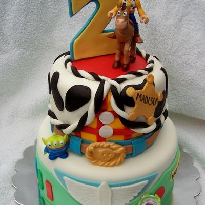 Buzz Cake Decorating Photos
