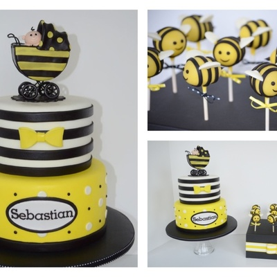 Baby Bee Baby Shower