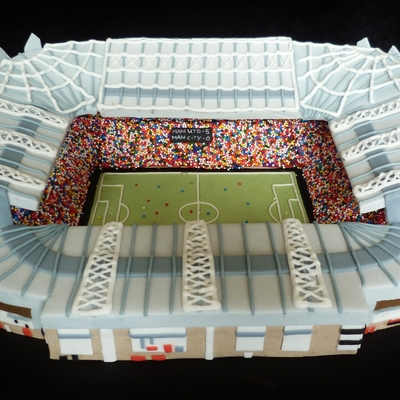 Manchester United Football Stadium - Old Trafford