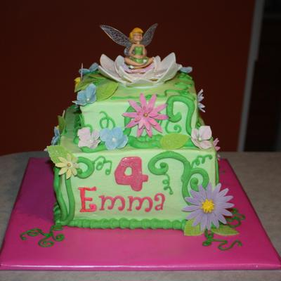 Tinker Bells Enchanted Garden